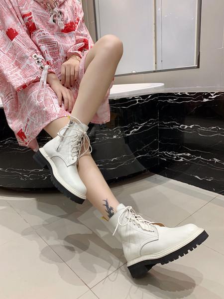 Bajo rx19082006 Tacones Botas de la venta caliente de diseño de alta botas altas de hombres Zapatos Botines Kicko Croc Estilo Negro Suede Piel elegante de hombres