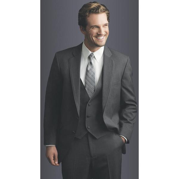 100% genuino acquista per fama mondiale Acquista Vestito Da Tre Pezzi Vestito Elegante Da Uomo Giacca + Pantaloni +  Gilet Vestito Da Ballo Da Uomo Uomo A $97.01 Dal Water_dream   DHgate.Com