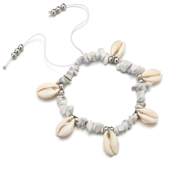 Accessories Popular Natural Shell Anklet Posimi Second Gravel Anklet Foot Ornaments pearl earrings, piercing,Pandora charms,summer sundress women,shell jewelry,abalone shell jewelry,sea shell jewelry,shell jewelry set,shell jewelry diy,cowrie shell jewelry,conch shell jewelry,women shell jewelry sets