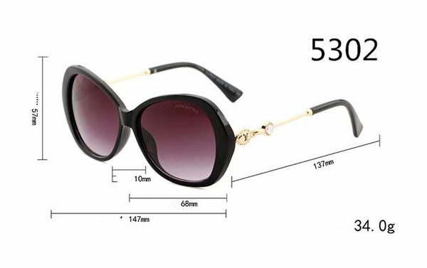 VENTA CALIENTE NUEVA Promoción de lujo italia 0034 gafas de sol de las mujeres de la marca de moda gran marco cuadrado gafas de diseñador de lujo 5 colores
