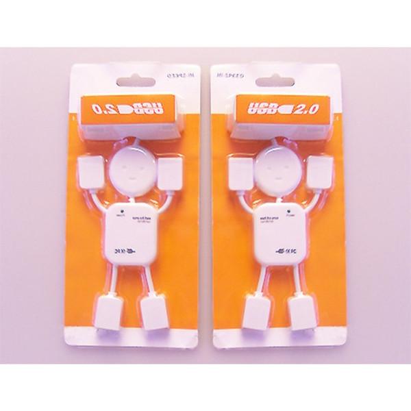 Ordenador pequeño USB divisor de alta calidad a plena velocidad de 480 Mbps para teclado de mouse de disco flash USB y etc.