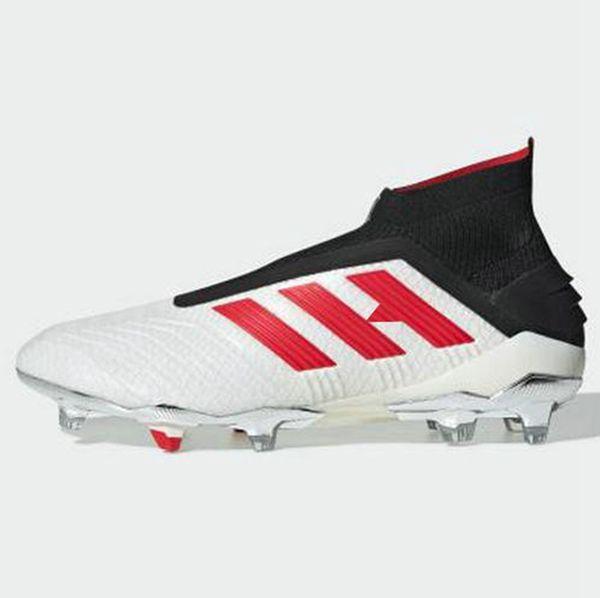 2019 New Predator 19+ Pogba Herren Damen Jugend FG Fußballschuhe Archetic Virtuso Kinder Fußballschuh High Ankle Chaussures Schuhe Größe 35-45