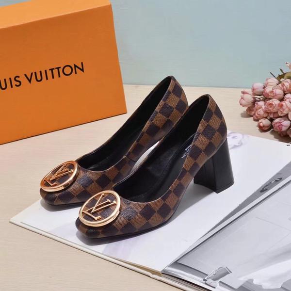 Novas Mulheres Alados Oxford Lace Up Listrado Plataforma brown brown bege Casual Vintage Bullock Shoes Mulher