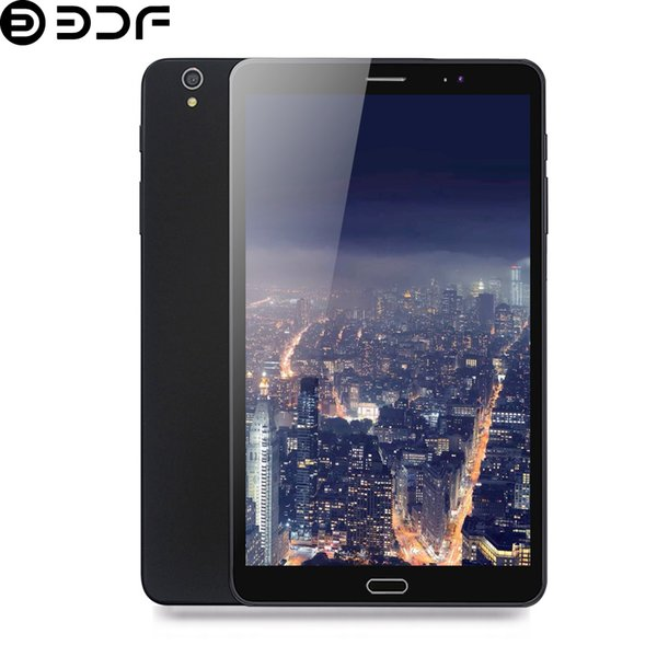 4G LTE Phone Call 8 Polegada Tablet Pc Quad Core Android 6.0 Comprimidos 2 GB 16 GB WiFi Bluetooth Dual SIM 1920x1200 IPS tela guia