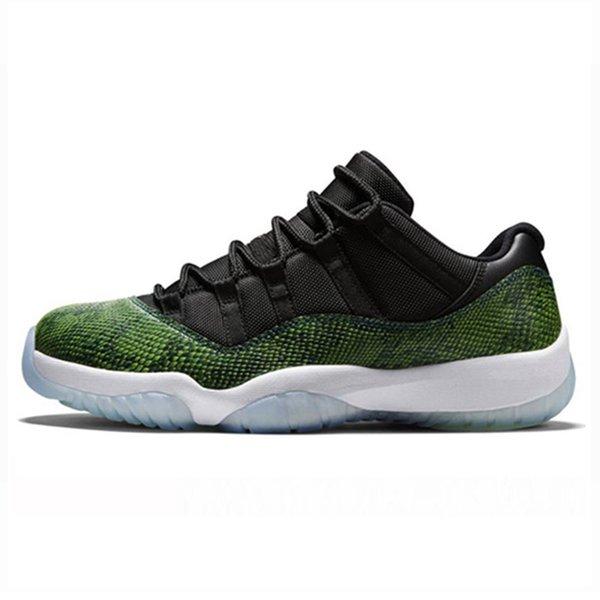 A23 SNAKE Green 36-47