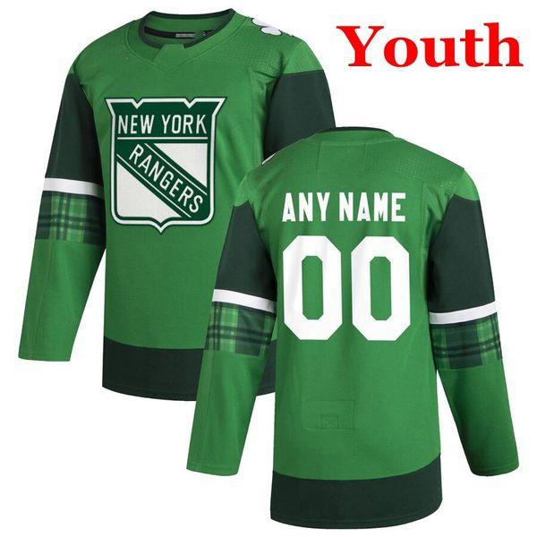 Juventude 2020 St. Patrick # 039; s verde do dia