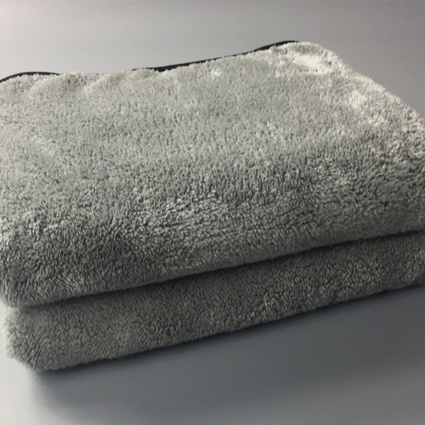 Car Care Wax Polishing Detailing Towels Car Washing Drying Towel Super Thick Plush Microfiber Cleaning Cloth