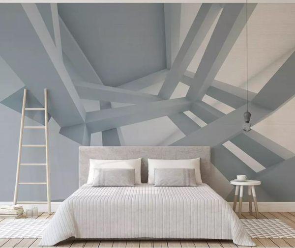 Großhandel Fototapete Benutzerdefinierte Stereoskopische 3d Tapete Säule  Wohnzimmer Schlafzimmer Tapete Für Wände 3 D Von Yeyueman, $27.14 Auf ...