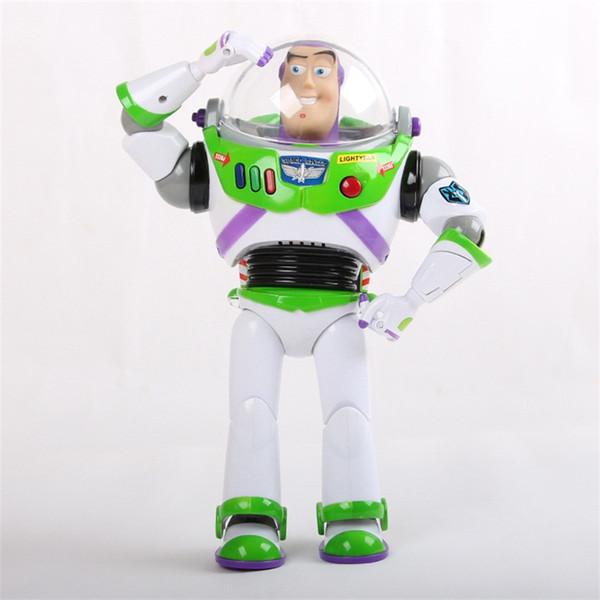 Beleuchtete Figur Cartoon Charakter Modell Geburtstagsgeschenk für Kinder Junge gefallen hohe Qualität 33 Cm Eco Friendly 85jw D1