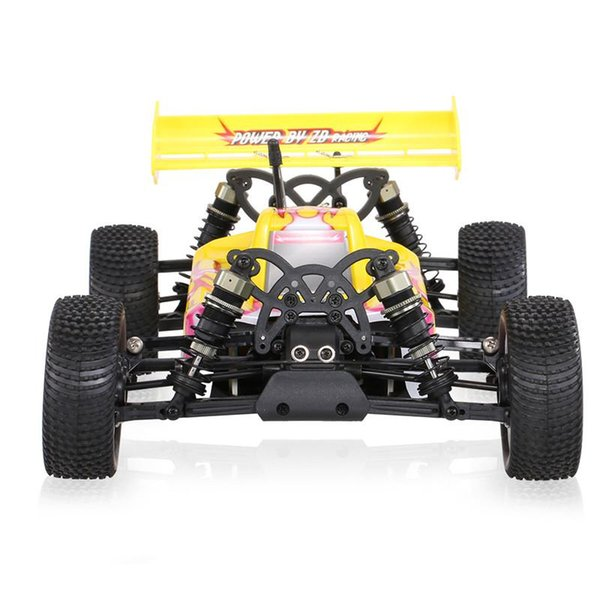 ZD Racing 9102 Thunder B-10E DIY Car Kit 2.4GHz 4WD 1/10 Scale Brushless RC Off-Road Buggy