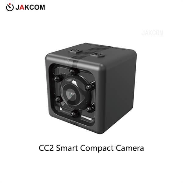 JAKCOM CC2 Compact Camera Hot Sale in Sports Action Video Cameras as earphone polarizing filter selfie stick