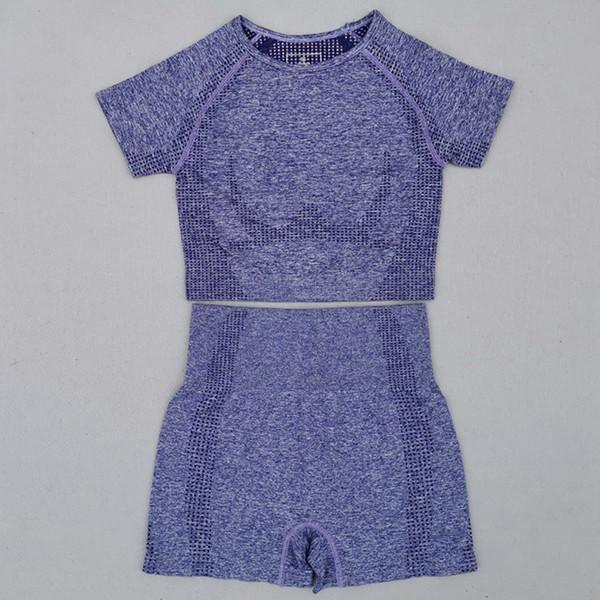Фиолетовый комплект