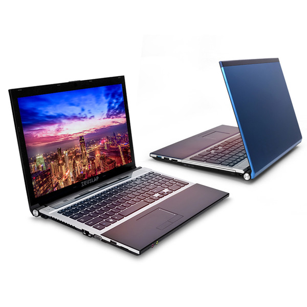 15.6inch intel i7 4GB RAM 512GB SSD 2TB HDD 1920x1080P WIFI bluetooth DVD Rom dual core Windows 10 Notebook PC Computer Laptop