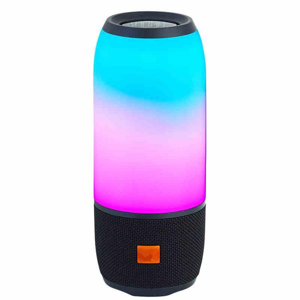 NEW TWS Bluetooth Speakers LED PULSE 3 Portable Music player Super Bass Stereo Loud Speaker outdoor Speaker camping speaker