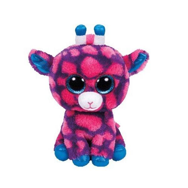 Ty Beanie Boos Standard Schnauzer Plush Toy Doll Baby Gift Stuffed & Plush Animals 15cm Big Eyes Stuffed Animals & Plush