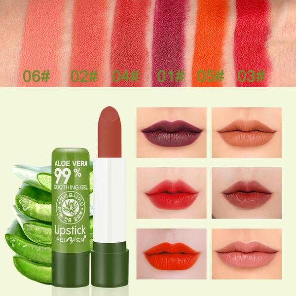 2019 Hot waterproof Matte liquid lipstick Matte lip Gloss Lipkit Cosmetics Makeup Nude Beauty Keep 24 Hours Makeup