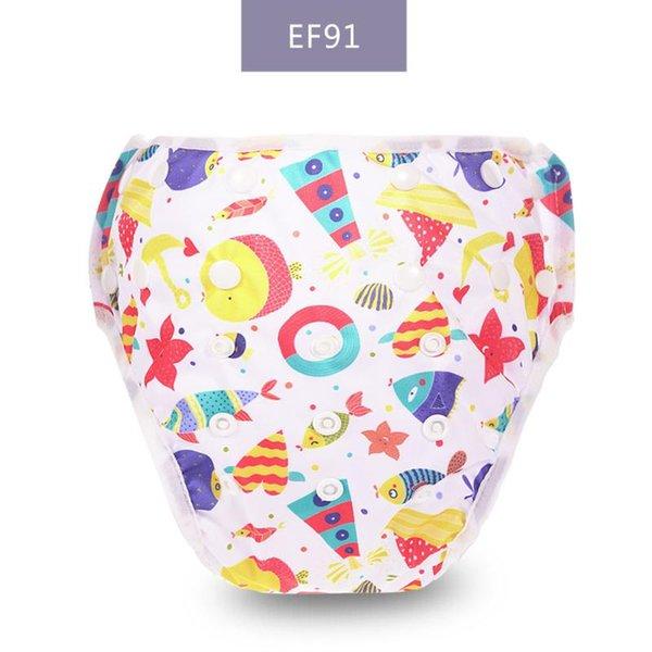 EF91-Swimming Pants