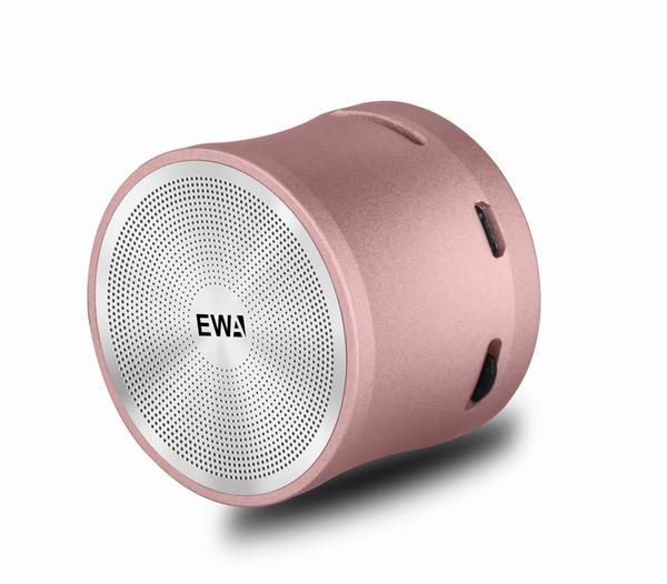 EWA Portable Mini Wireless Bluetooth Speaker Bass Stereo Sound USB Rechargeable