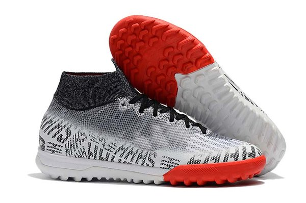9.White Red TF