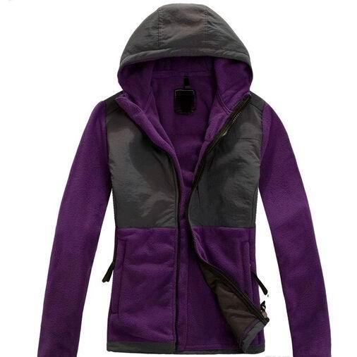 Sweats à capuche violet