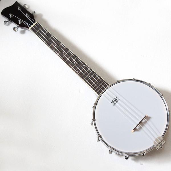 """best selling 26"""" ukulele banjo with sapele plywood with nylon string"""