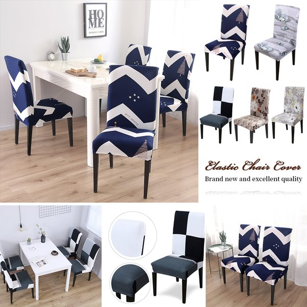 1/Kitchen Chair Cover Dining Seat Cover Black Slipcover Chair Removable  Furniture Covers Anti Dust Spandex Covers Table And Chair Covers For  Weddings ...