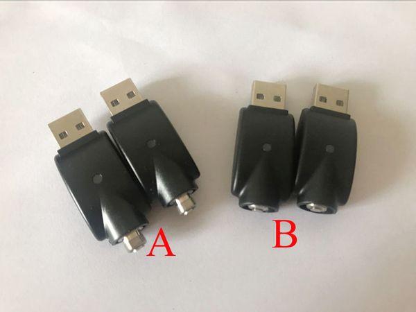Adaptateur Chargeur USB pour CE4 CE5 CE6 EGO EVOD 510 Thread PEN VAPE BATTERIES