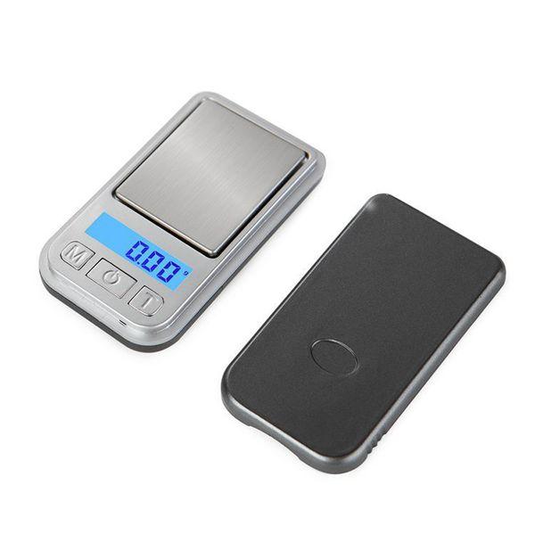 미니 디지털 포켓 저울 200g 100g 0.01g 주방 보석류 약국 용 정밀 중량 측정 골드 테어 계량