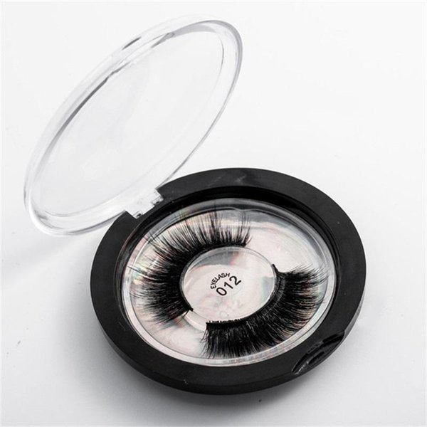 3D Mink Eyelashes 0.5cm-1cm Eye makeup Mink False lashes Soft Natural Thick Fake Eyelashes 3D Eye Lashes Extension Beauty Tools 23 styles