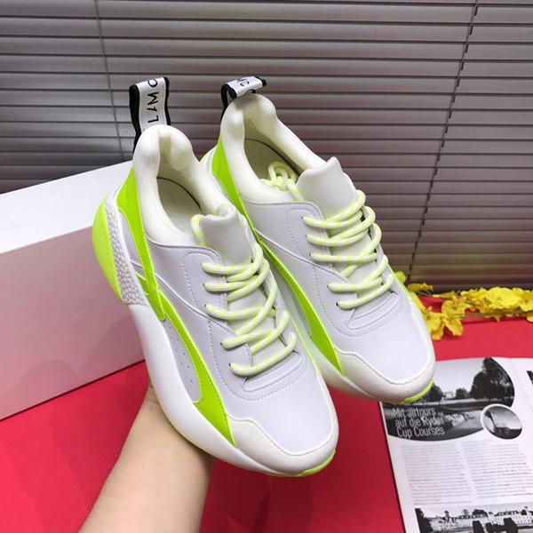 Hot 04 Модные оригинальные повседневные туфли из натуральной кожи и дышащая женская обувь дизайнеры могут носить размеры от 35 до 39 все сезоны