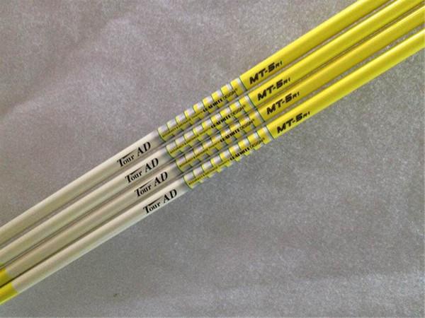Nuovo 5 pz / lotto Tour AD MT-5 Albero di Grafite 0.350 / 0.335 Dimensione Grafite Golf Shaft R / S / SR Flex EMS Spedizione Gratuita