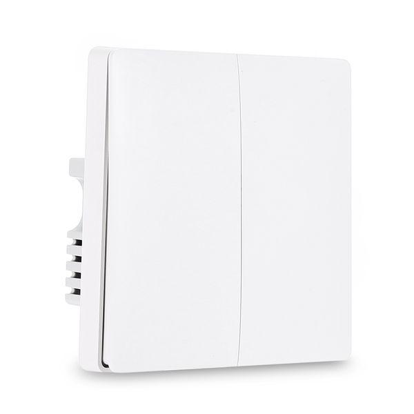 Interruttore Aqara QBKG04LM parete Smart Light controllo ZigBee Version (Mijia Ecosistema del prodotto)