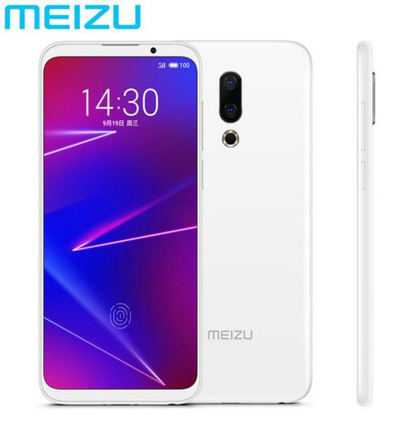 "Original Meizu 16X 64GB ROM Mobile Phone Snapdragon 710 Octa Core 6.0"" 2160x1080P Full Screen Dual Rear Camera"