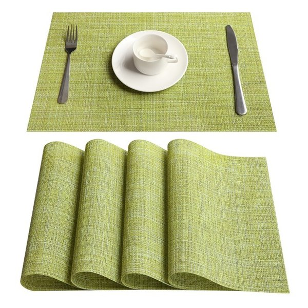 Green-Set of 8