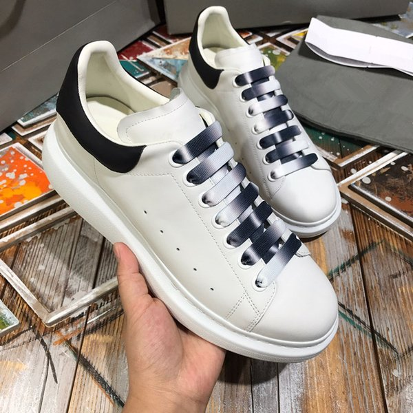 Wholesale Man Causal Leather Low Cut White Red Black Sneaker Drop Shipping Fashion Designer Shoes yd19062211