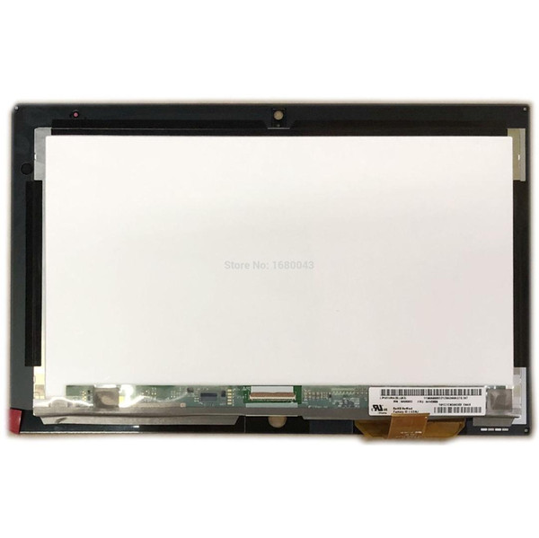 10.1 inch LCD LED SREEN Touch Screen Digitizer Assembly Glass LP101WH4 SLA3 for Lenovo ThinkPad Tablet 2 P/N 0A66693 FRU 04W3886