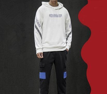 Hommes Femmes Survêtements manches longues vestes à capuchon Pantalons Costumes 2 Set Pieces Hiphop Designer Marque Sports Active Casual Gym Courir B100000L