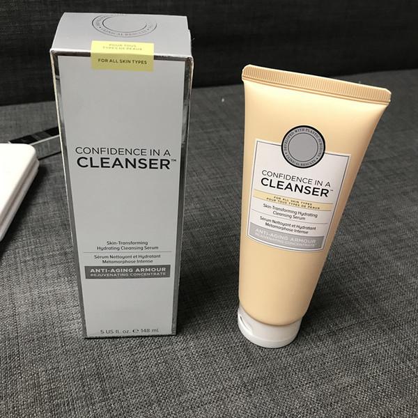 Meilleure qualité Confiance dans un nettoyant 148 ml Sérum nettoyant hydratant transformant pour la peau - une peau parfaite commence avec confiance