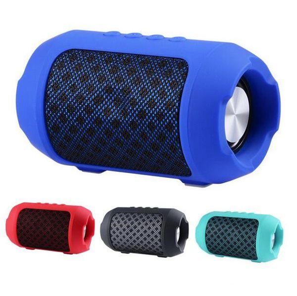 BS-116 1200mAh Mini Portable Bluetooth Speaker Wireless Subwoofer Speaker Stereo FM Sound Box MP3 Tablet Speakers for Phone Computer