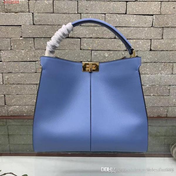 2019 Yeni kadın çanta bahar ve yaz için Moda basit kadın omuz çantası, çanta
