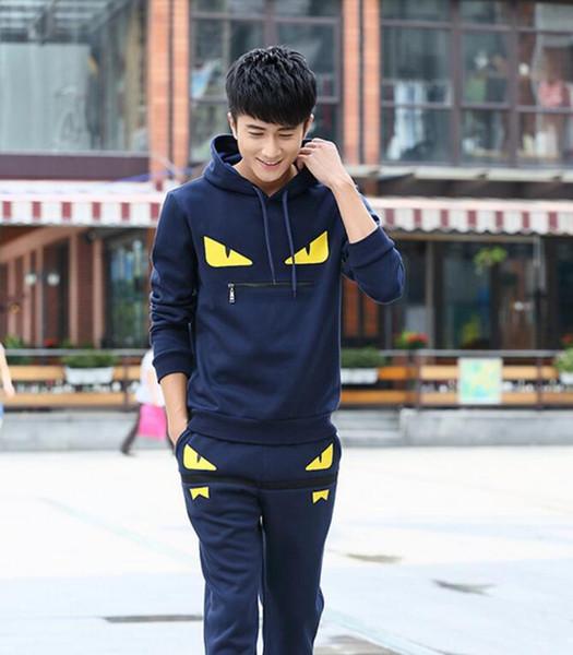 Sportswear degli uomini all'ingrosso con cappuccio Giacche e Felpe Sport Kit Moda Abbigliamento Giacche Sportswear Imposta jogging Abbigliamento Felpe