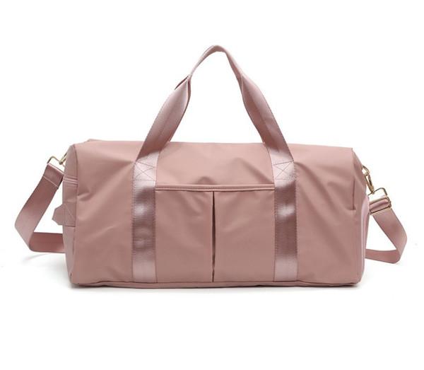 Kapazität Umhängetaschen Für Frauen Schuhe Als Reisetaschen Wasserdichte Nylontaschen Dry Wet Damenhandtaschen