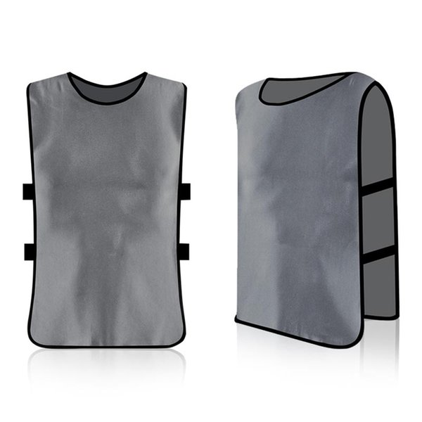 Sports Entraînements Bavoirs Gilets Hauts Basket-ball Netball Cricket Football Rugby ZJ55