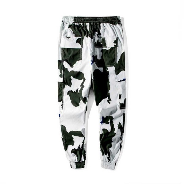 pantaloni mimetici