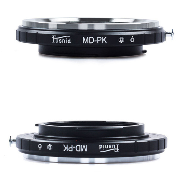 MD-PK for Macro Adapter Ring for Minolta MD MC Mount Lens to for Pentax PK Camera