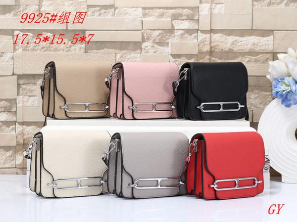 Wholesale women's flip bag small cute leather handbags clutch bag sweetheart girl lock sequins bolsa ladies messenger bag