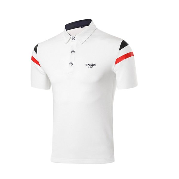 2019 New Golf Men Clothes Outdoor Sports Golf T-shirt Quick Dry Sports Clothing Breathable Summer T-shirt for Man