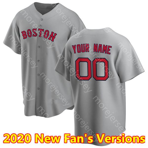 2020 Fan # 039; versions gris