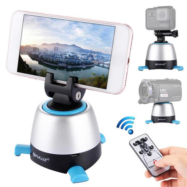 Drehen 360 Grad Panorama elektrische Bluetooth Rotation Fernbedienung Stabilisator Controller für iPhone DSLR-Kameras