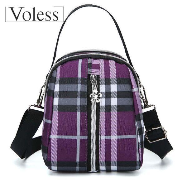 New Trend Nylon Waterproof Bags Luxury Handbags Women Bags Designer for Women 2019 Female High Quality Mobile Phone Handbag
